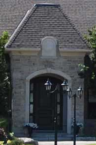 14th Sideroad Entrance